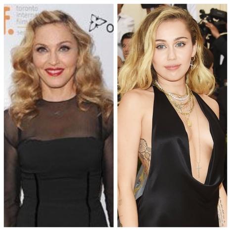 Madonna Musical biopic
